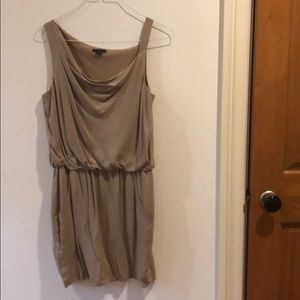 Asymmetrical Theory Dress